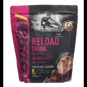 ISOSTAR Reload Drink Pulver Schokolade Beutel (450g)