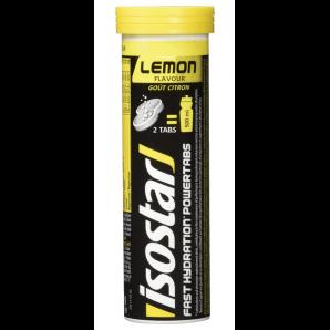 ISOSTAR Powertabs Lemon (120g)