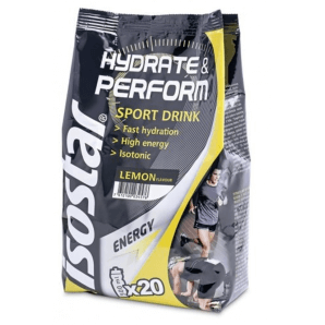 isostar Hydrate & Perform Lemon (800g)