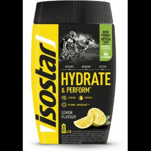 isostar Hydrate & Perform Lemon (400g)