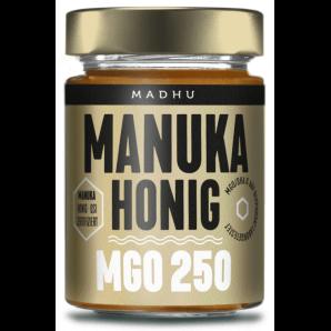 Madhu Honey Manuka Miel MGO250 (500g)