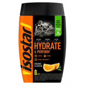 ISOSTAR Hydrate & Perform Orange (400g)