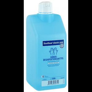 Sterillium classic pure hand disinfectant (1000ml)