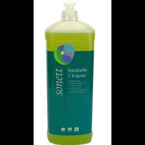 Sonett hand soap 7 herbs (1l)