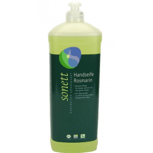 Sonett hand soap rosemary (1l)