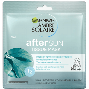 AMBRE SOLAIRE After Sun Tissue Mask (20 pieces)