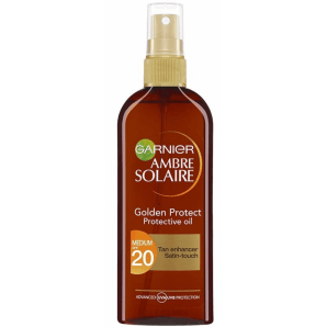 AMBRE SOLAIRE Gold Brown Oil SF20 (150ml)