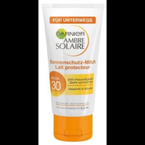 GARNIER AMBRE SOLAIRE Sun Protection Milk SPF 30 (50ml)
