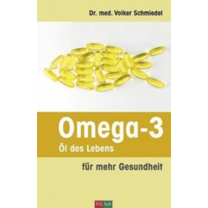 Book Omega-3 Oil of Life