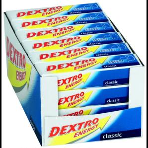 DEXTRO ENERGY Tablets Classic (24x14 pieces)