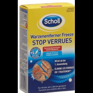 Scholl Freeze Spray Anti Verrue (80ml)