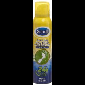 SCHOLL Déodorant Extra Frais Anti Transpirant Pour les Pieds (150 ml)