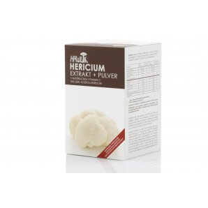 HAWLIK Hericium Extract + Powder Capsules (120 pcs)