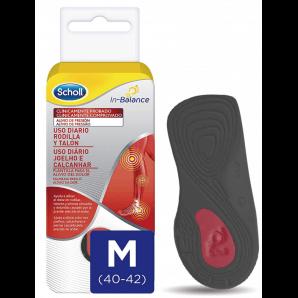 SCHOLL InBalance Einlegesohle Knie und Fersenschmerzen 40-42 (1 Paar)