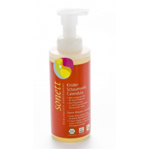 Sonett children's foam soap Calendula (200ml)
