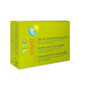 Sonett tabs for dishwasher (25 x 20g)