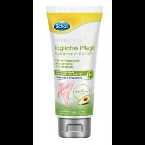 SCHOLL soin quotidien des pieds crème sensible (75ml)