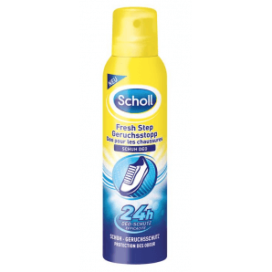 SCHOLL Fresh Step odor stop shoe spray (150ml)
