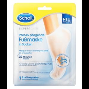 SCHOLL Expert Care intensive care foot mask (1 pair)