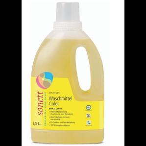 Sonett Detergent Color Mint & Lemon (1.5l)
