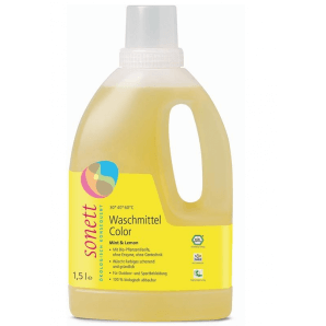 Sonett Waschmittel Color Mint & Lemon (1.5l)