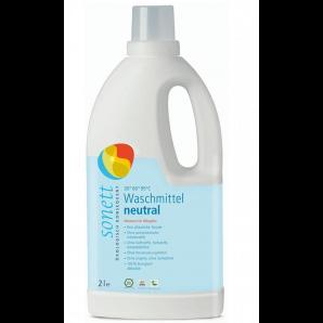 Sonett Waschmittel neutral 30°-95°C (2l)