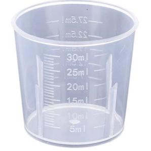 Norsan dosage cups in ml (10 pieces)