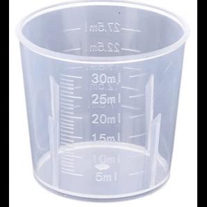 Norsan Dosierungsbecher in ml (10 Stk)