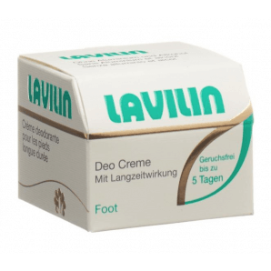 LAVILIN Foot Deodorant Cream (14g)