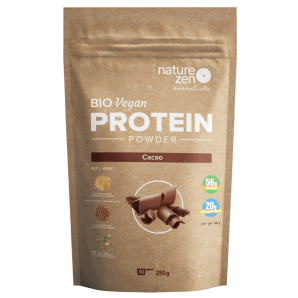 NZ Essential Organic Protein Powder Cocoa (250 g)