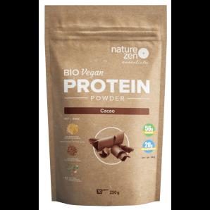 Nature Zen Essential Bio Proteinpulver Kakao (250g)