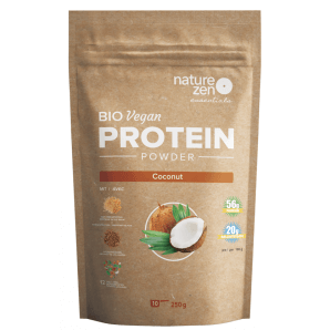 Nature Zen Essential Bio Proteinpulver Kokos (250g)