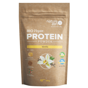 Nature Zen Essential Bio Protein Powder Vanilla (250g)