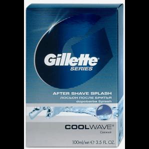 Gillette Série After Shave Cool Edt (100 ml)
