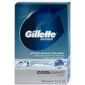 GILLETTE Series After Shave Cool Edt (100 ml)