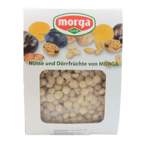 MORGA ISSRO Macadamia Nüsse gesalzen (3kg)