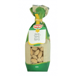 MORGA ISSRO almond kernels roasted / peeled (200g)