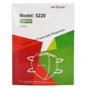 Anstar FFP2 Atemschutzmaske Mod. 5220 (10 Stück)