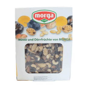 MORGA ISSRO nut kernel mix with sultanas (3kg)