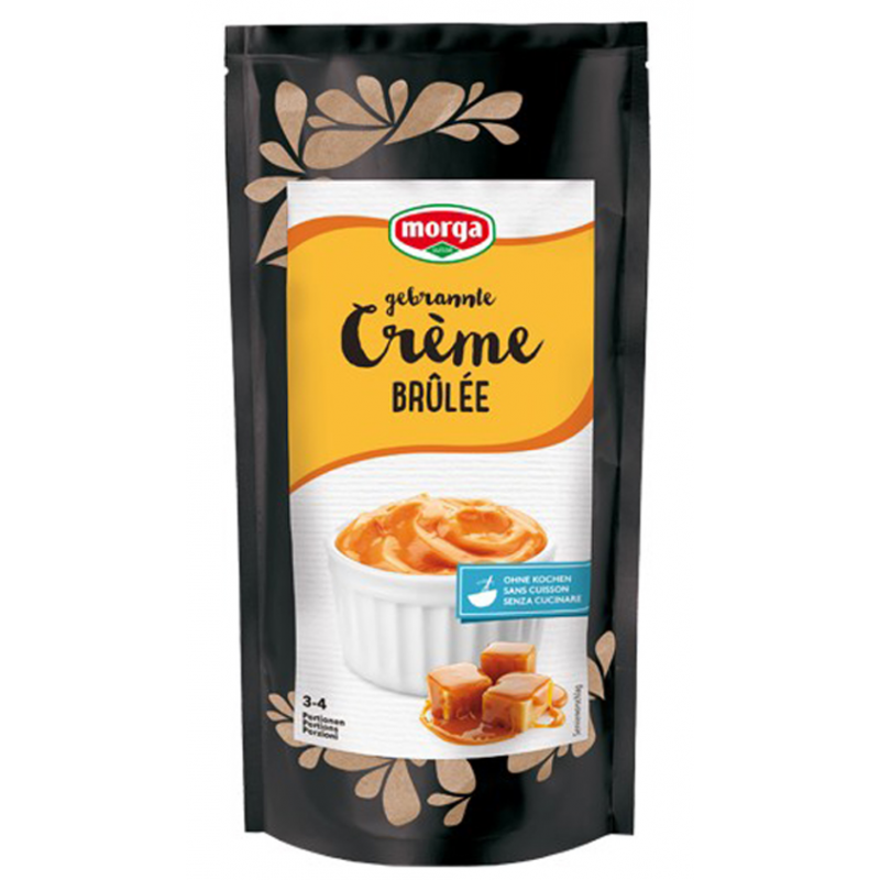 MORGA Burnt Creme Brulee (90 g)