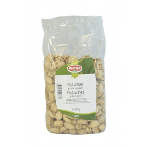 MORGA ISSRO roasted / salted pistachios (475g)