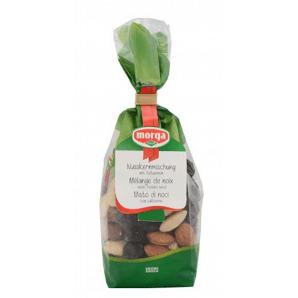 MORGA ISSRO nut kernel mix with sultanas (200g)