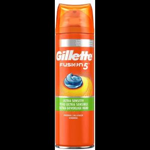 GILLETTE Fusion5 Gel Ultra Sensitive (200 ml)