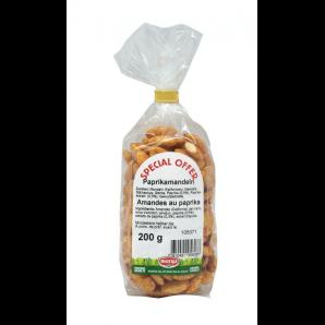 MORGA ISSRO bell pepper almonds (200g)