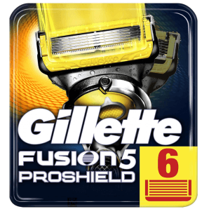 GILLETTE Fusion5 Proshield Blades (6 pieces)