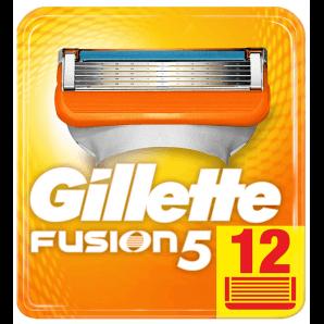 Gillette Fusion5 Blades (12 pcs)