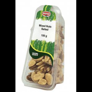 MORGA ISSRO Snack Box Mixed Nuts Salted (150g)