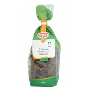 MORGA ISSRO sultana organic bud (250g)