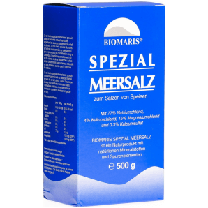 MORGA BIOMARIS Special Sea Salt (500g)