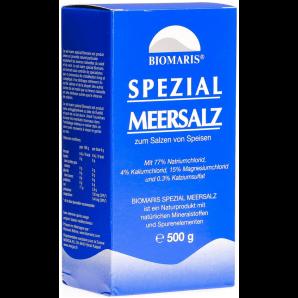MORGA BIOMARIS Spezial Meersalz (500g)